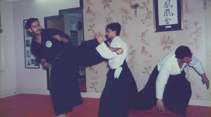 Castanos_and_Sookchand_Sensei_early_years