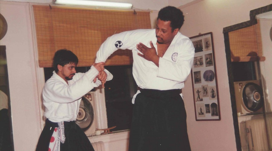 Sookchand_and_Ward_sensei_early_years